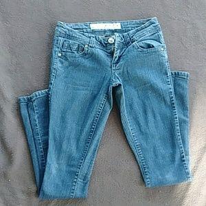"Grane brand ""Darcy"" jeans juniors size 1"